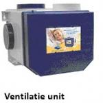 Mechanische ventilatie unit